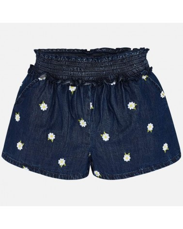 Pantaloncino short di jeans...