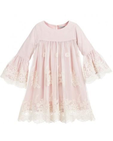 vestito da bambina in tulle...