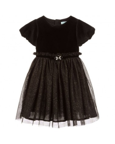 vestito da bambina nero...