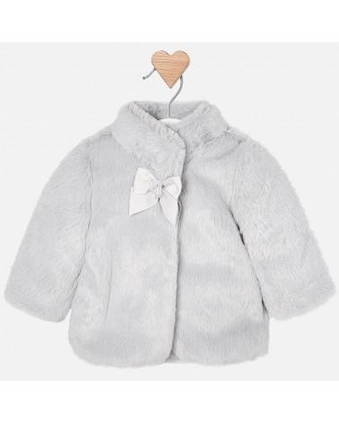 pellicciotto per neonata...