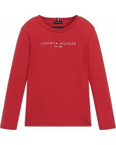 maglietta da ragazzo rosso...