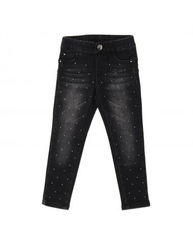 jeans leggings nero da...