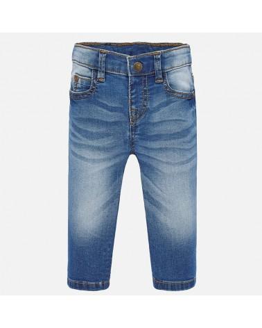 Jeans slim fit chiaro da...