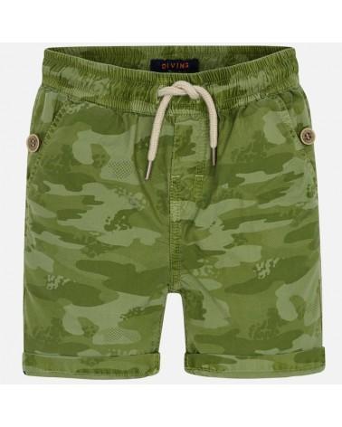 Bermuda verde militare da...