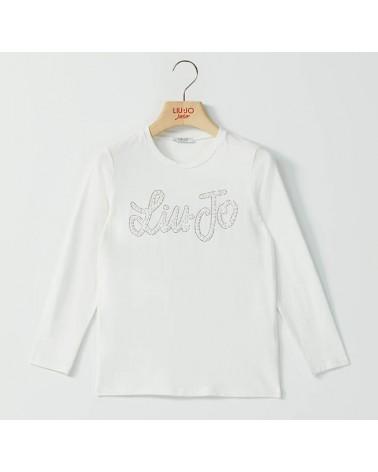maglietta basica da ragazza...