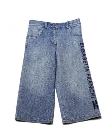 jeans cropped da ragazza...