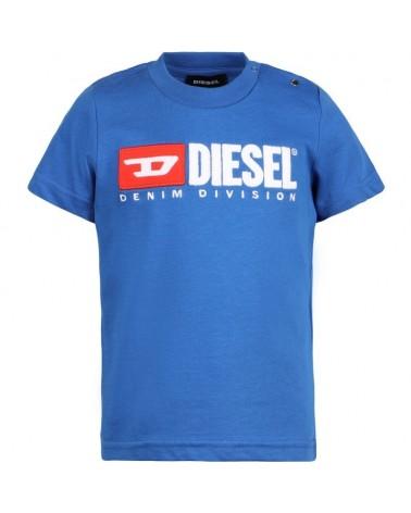 T-shirt da ragazzo azzurro...