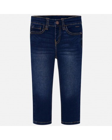 Jeans da bambino scuro slim...