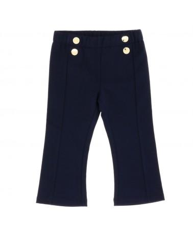 pantalone da bambina punto...