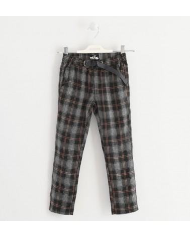 Pantalone fantasia check...