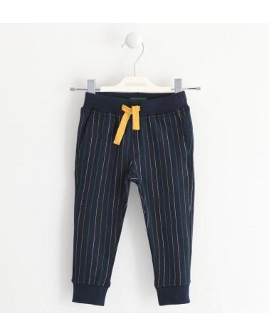 Pantalone in felpa BLU...