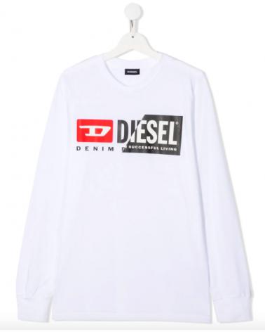 maglietta da ragazzo bianca...