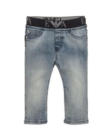 Jeans da bambino beb   con...
