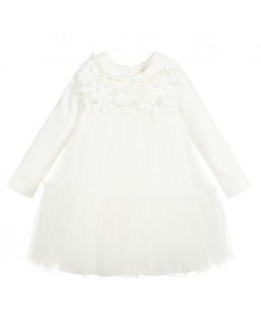 vestito da battesimo panna...
