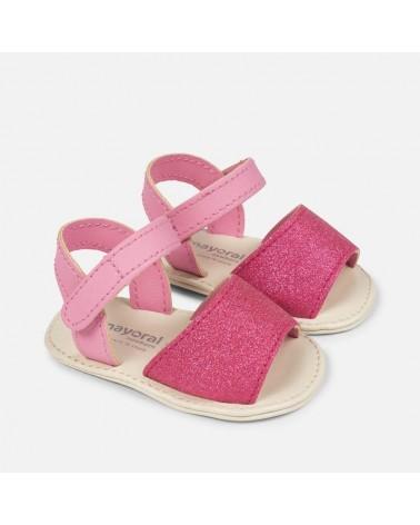 sandalo da neonata con...
