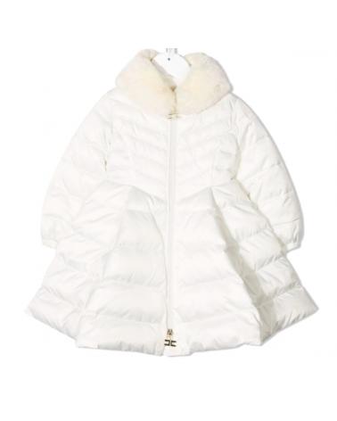 cappotto da bambina bianco...