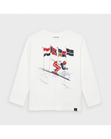 Maglietta manica lunga...