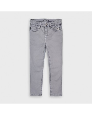 Pantalone lungo skinny fit...