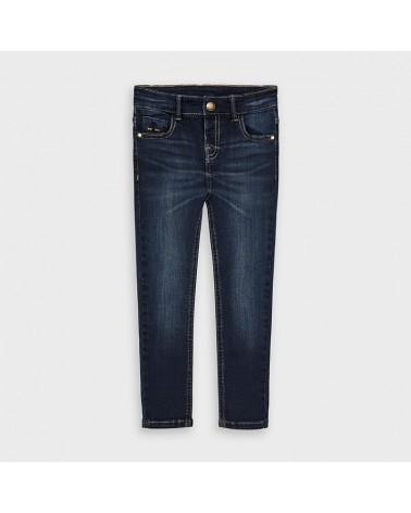 Jeans scuro skinny fit da...